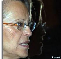 Michèle ALLIOT-MARIE - Reuters