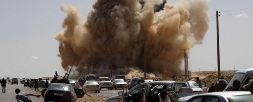 Les conditions politiques d'une intervention militaire directe en Libye ne sont pas réunies