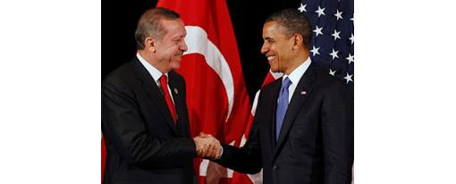 Obama, Erdoğan et les rebelles syriens